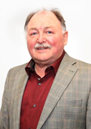 Der SPD-Ortsvereinsvorsitzende Walter Specht